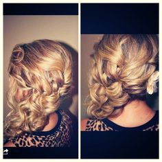 Hair by Emily